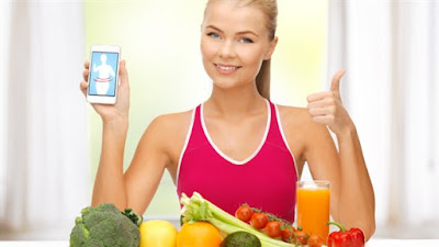 applications pour aider perdre du poids