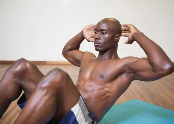 dumbbell ab exercises