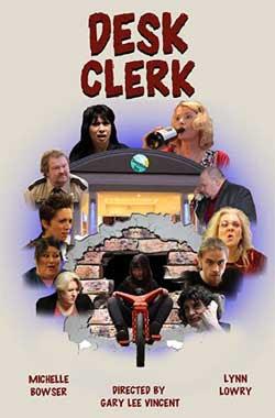 Desk Clerk (2019)