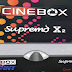 CINEBOX SUPREMO X2: ATUALIZAÇÃO  27/06/2017