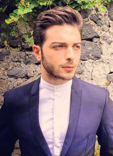 As a small boy, Gianluca Ginoble used to sing in the bar owned by his grandfather