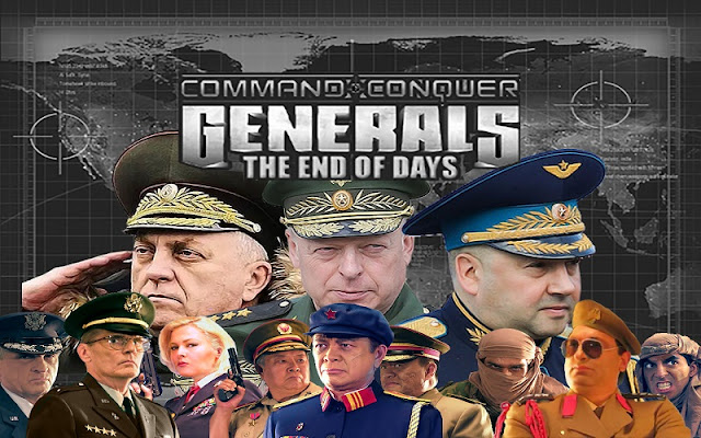 مود نهاية الايام The End Of Days 0.975 للجنرال زيرو