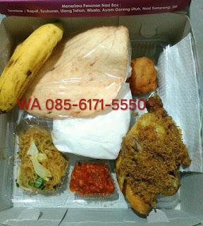 Nasi Box Jogja Ayam Goreng Kampung