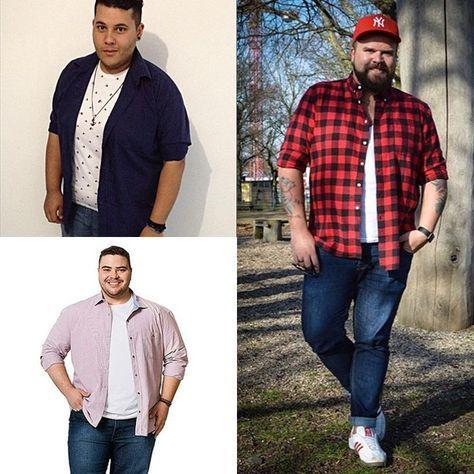 La Mejor Moda Para Hombres Gordos Tallas Especiales