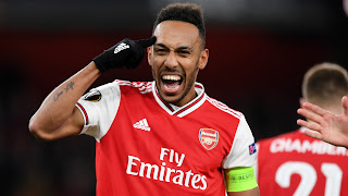 Arsenal and Aubameyang close to Agreeing on new 3-year deal