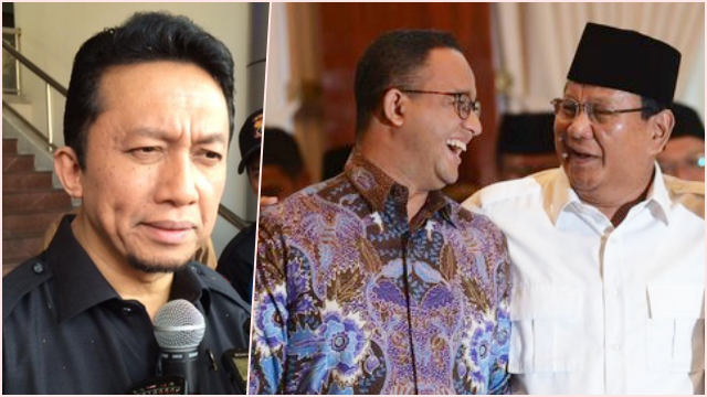 Nasihati Anies Agar Tolak Prabowo di Pilpres 2024, Tifatul: Percaya Saya deh