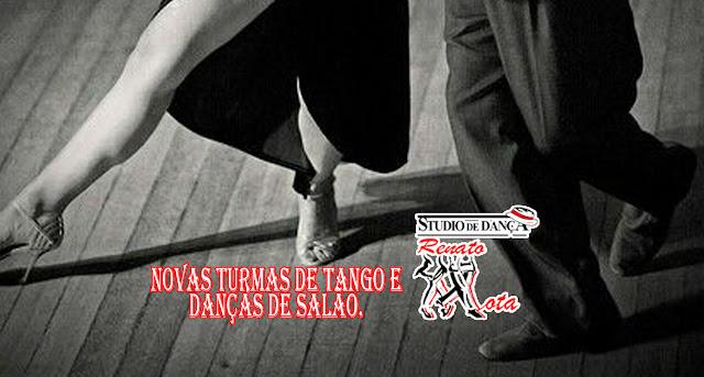Nova turma de Tango! Tango para iniciantes!