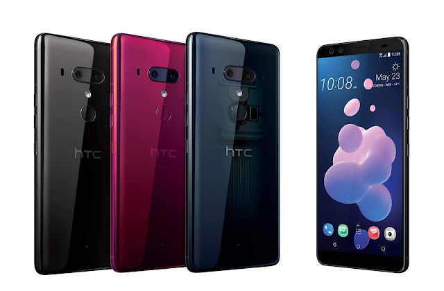 مواصفات وسعر هاتف  HTC U12 plus بتقنية  الـ Squeeze
