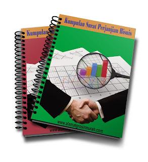 Contoh Surat Perjanjian Bisnis