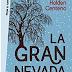 «La gran nevada» de Holden Centeno