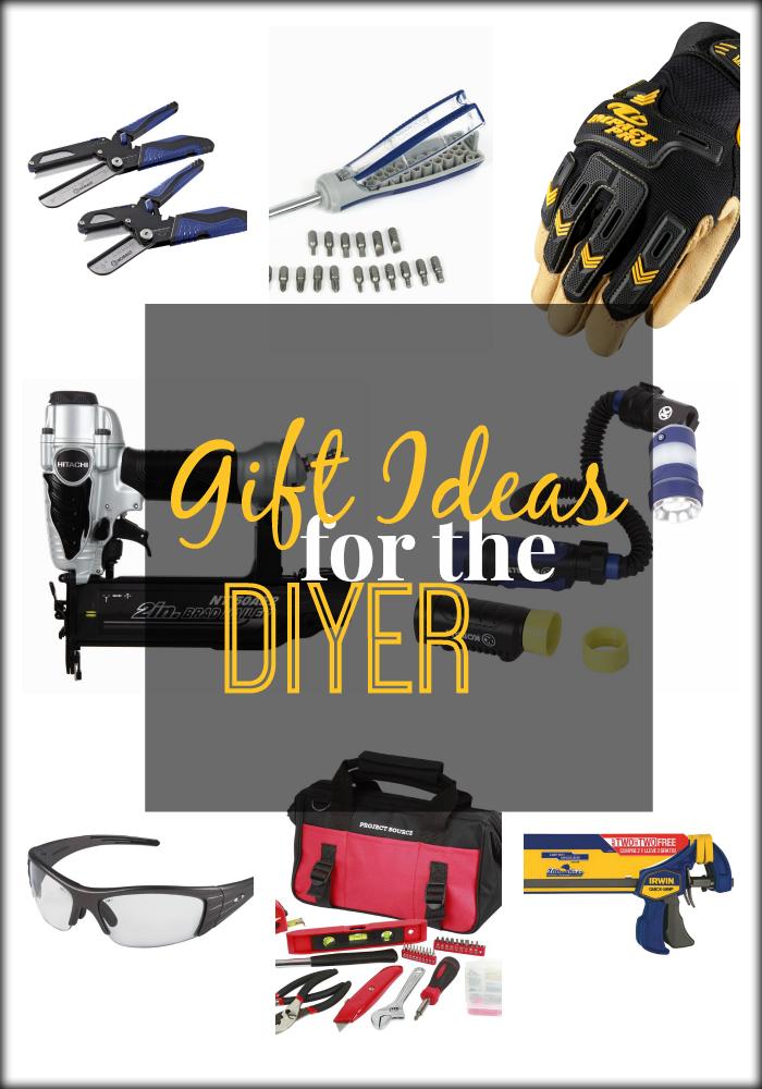 Juripunek: Gift Ideas for the DIYer // Tool Lover