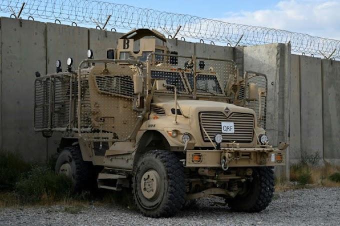 Exército americano destruiu aviões e blindados antes de deixar Cabul