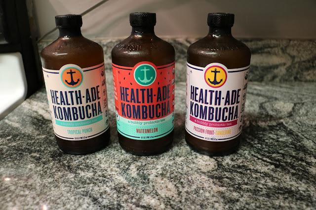 Health-Ade Kombucha Paradise Variety Pack
