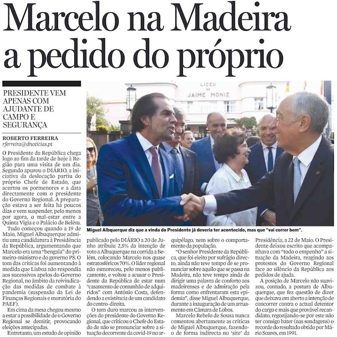 José Manuel Rodrigues que faça as honras da casa