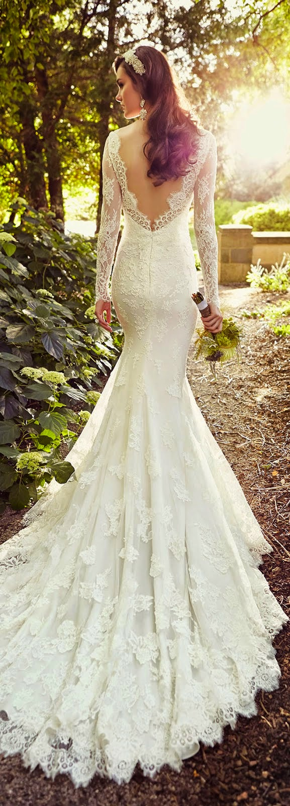 Spectacular Winter Wedding Dresses