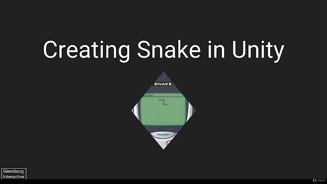 Snake, snake? SNAKE!? - Create the classic game in Unity
