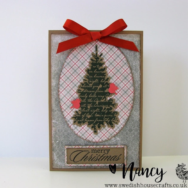 Day 22: A Merry Christmas Tree | By Nancy