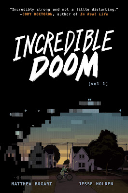 Incredible Doom by Matthew Bogart and Jesse Holden book cover