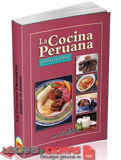La Cocina Peruana libro gastronmico a colores Descarga