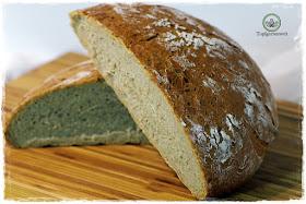 Gartenblog Topfgartenwelt Brot aus dem Dampfbackofen: Brot selber backen ohne Sauerteig mit Hefe