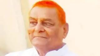 ex-mla-indranand-yadav-died