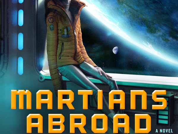 EXTRACT - Read Chapter One of Martians Abroad by Carrie Vaughn