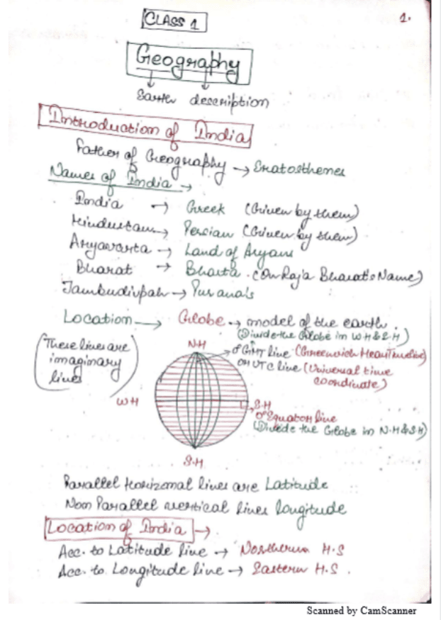 Indian-Geography-Hand-Written-Notes-by-Monika-Mittal-For-UPSC-Exam-PDF-Book