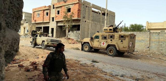 Η Τουρκία δεν μπορεί να κερδίσει από τον πόλεμο στη Λιβύη