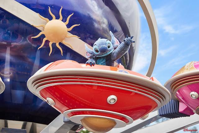 香港迪士尼於2021年與您迎接626國際史迪仔日, Hong Kong Disneyland, International Stitch Day