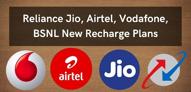 jio new recharge plan, airtel new recharge plan, vodafone new recharge plan, bsnl new recharge plan, red max plan, red together m plan, recharge plans comparison