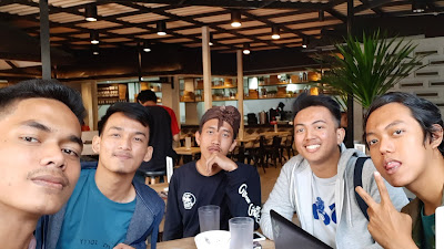 Warkop Dago, Kota Bandung