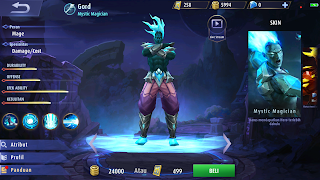 Hero Gord (Mage)