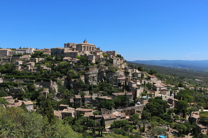 Gorges, Provence