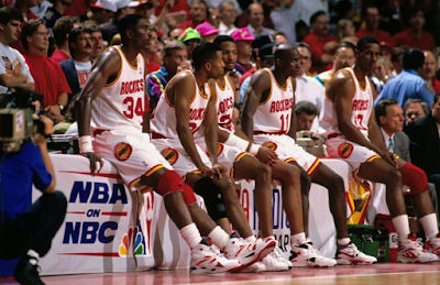 Houston Rockets 1994-1995