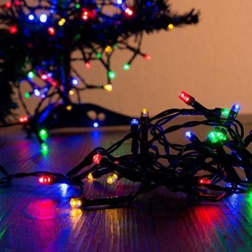 Gekleurde kerstboomverlichting Decorative Lightning