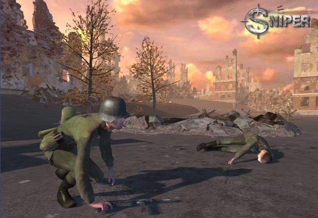 Sniper: Path of Vengeance - Full Version Game Download ...