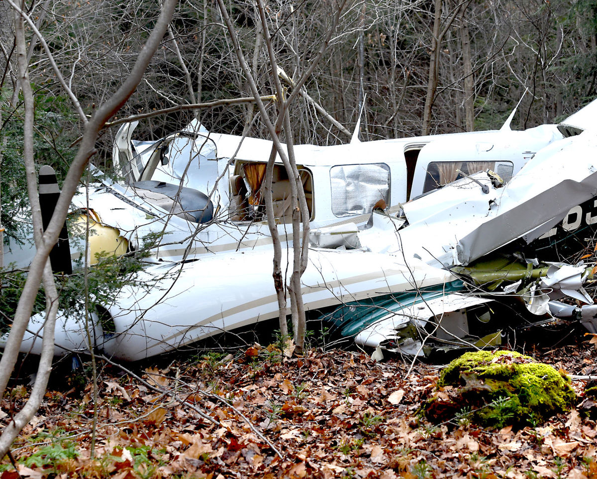 two aircraft accident essay Aircraft provide a fast, reliable mode of transport with no  optimized route between two city pairs, with the minimum environmental impact in that context,.