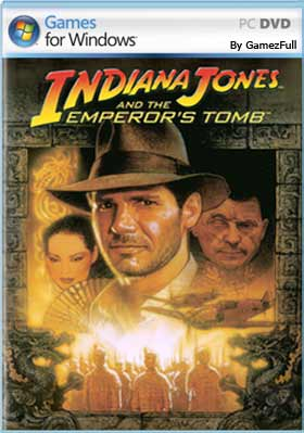 Indiana Jones and the Emperor's Tomb PC Full Español