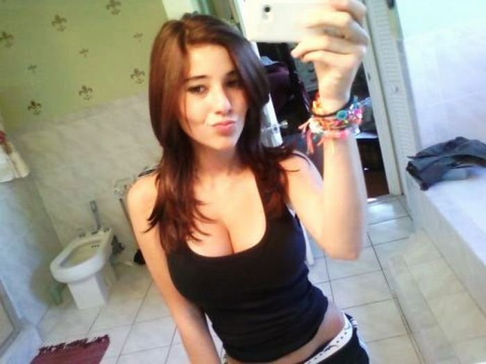 Hot sexy young teen pic