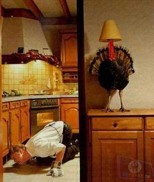 Turkey's Will Do Anything to Ruin Thanksgiving