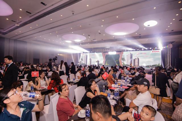 80% căn hộ Vincity New Saigon đã được khách hàng đặt giữ chỗ thành công