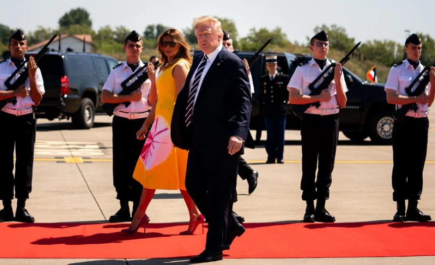 Trump affirme qu'il peut forcer les entreprises américaines à quitter la Chine