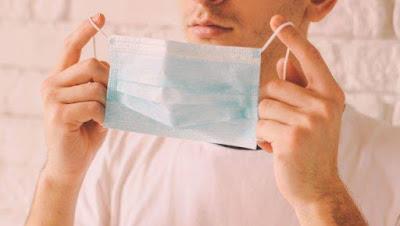 Como higienizar máscaras reutilizáveis