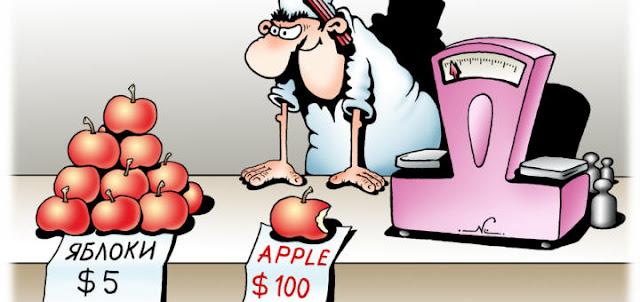Жулик Джобс и его гнилые яблоки