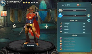 Download Heroes of Skyrealm v1.0.4 Apk