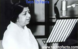 Lata Mangeshkar Biography.