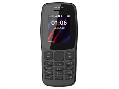 Spesifikasi Nokia 106 (2018)