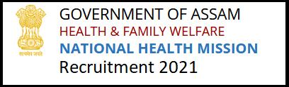 NHM Assam CHO Recruitment 2021