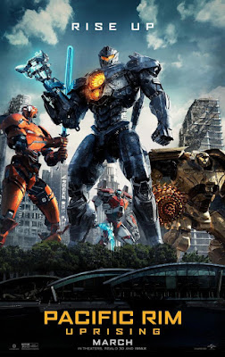 Pacific Rim: Uprising 2018 DVD9 Latino