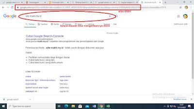 Cara Mendaftarkan dan Memverifikasi Blogger di Google Search Console (GSC)